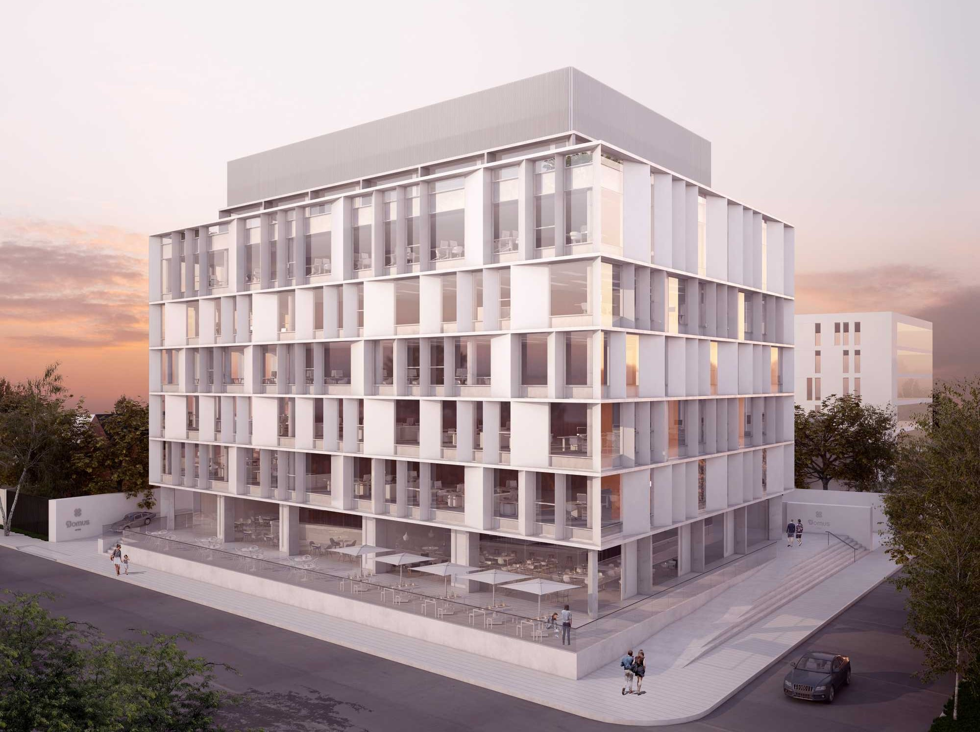 domus OFFICE - Esquina